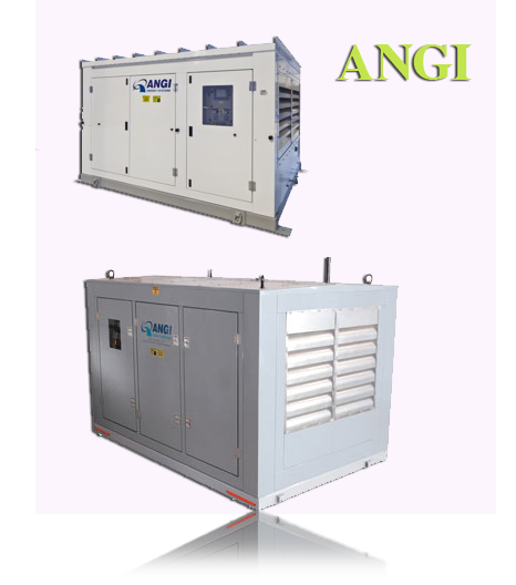 ANGI CNG Equipment