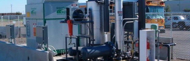 How dry is CNG and why you may need a dryer for your CNG Fueling station?