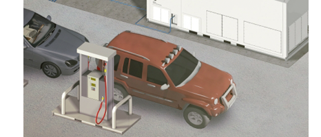 GE CNG In A Box
