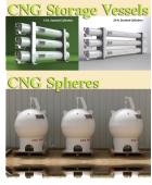 CNG Storage: CNG Vessels, CNG Spheres
