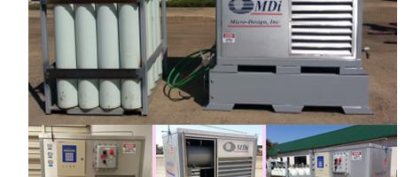 MDi CNG Compressor Module – CNG 767
