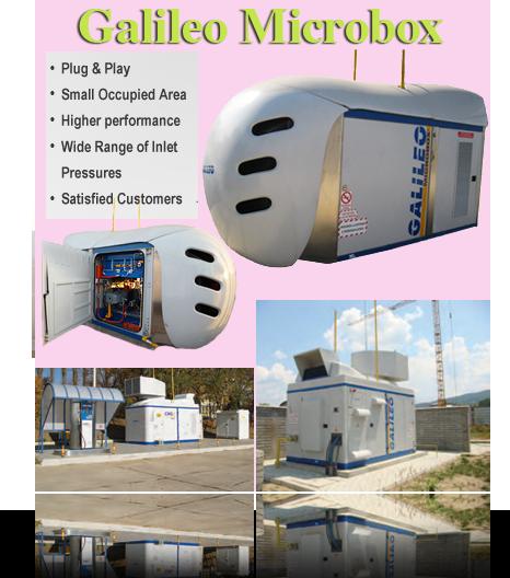 Galileo Microbox CNG