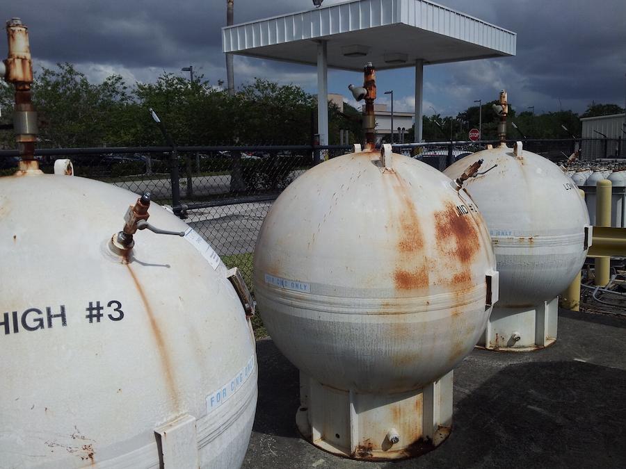 used spheres