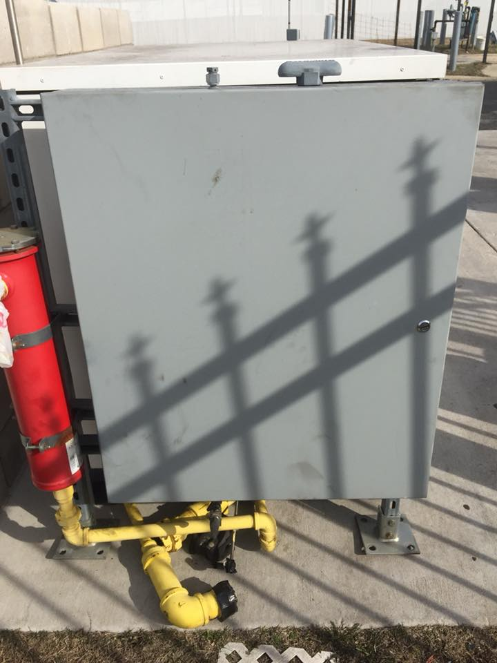 CNG Compressor used