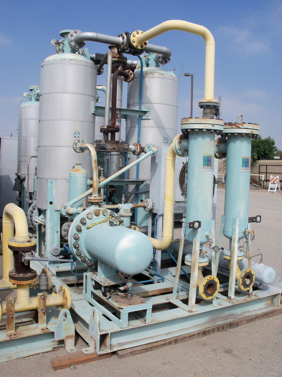 used natural gas dryer