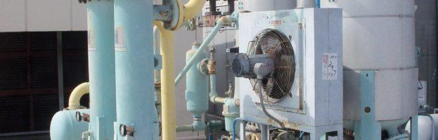 Used CNG Dryer – 4000 scfm flow – for large CNG stations