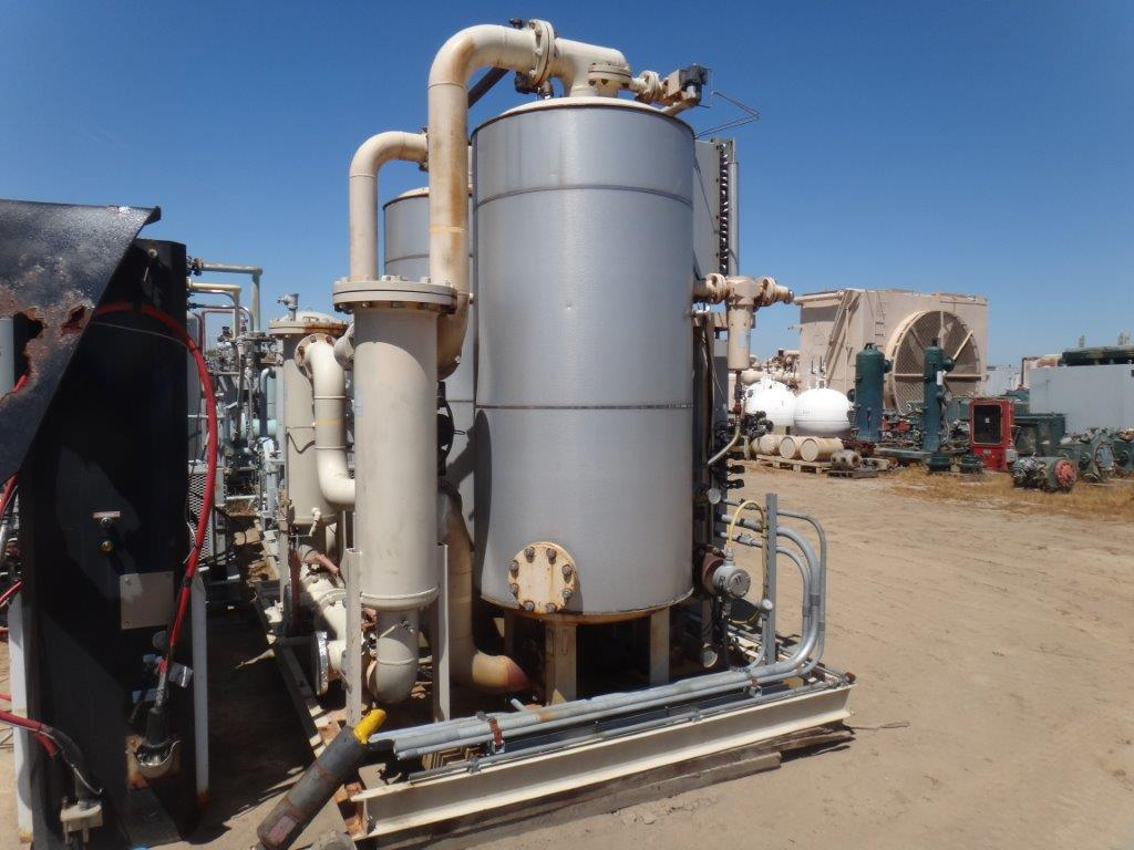 used cng dryer