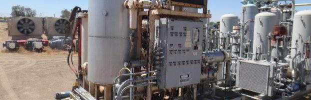 Used CNG Dryer – Xebec 600 HRB