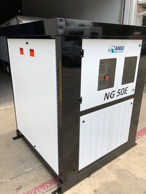 ANGI NG50E CNG Compressor