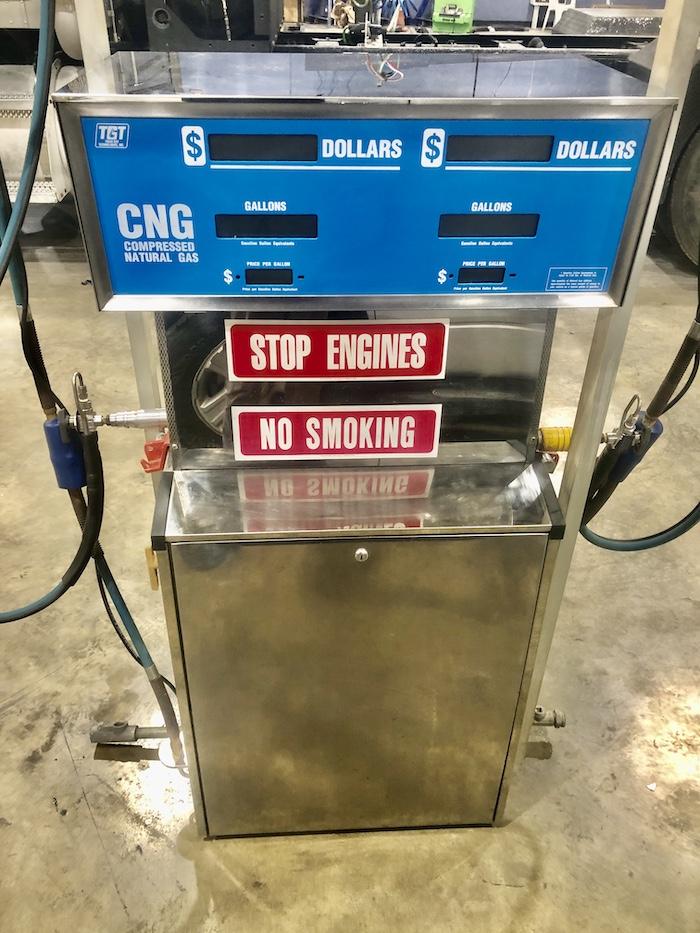 used cng dispenser